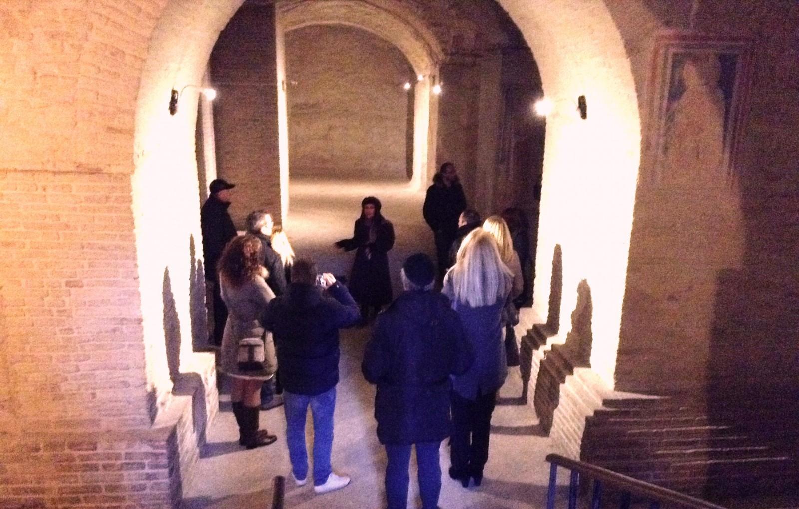 Cisterna Romana ad Atri